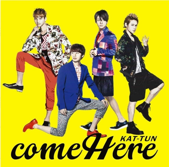 Image result for kat tun come here