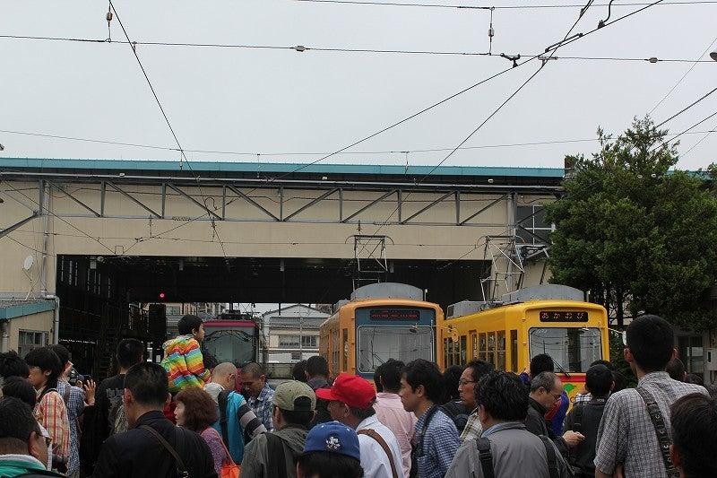 路面電車の日 2014