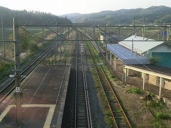 羽後亀田駅