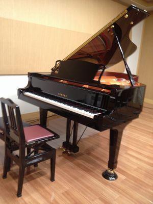 グランドピアノ 発表会