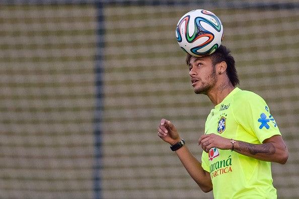 日本代表 ブラジル 2日目 ワールドカップ W杯 イトゥ初練習