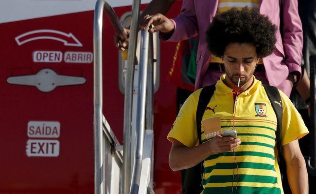 カメルーン代表 ブラジルワールドカップ W杯