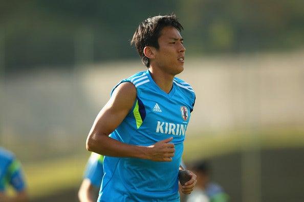 長谷部誠 日本代表 ブラジル 2日目 ワールドカップ W杯 イトゥ初練習