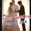 happywedding♪の画像