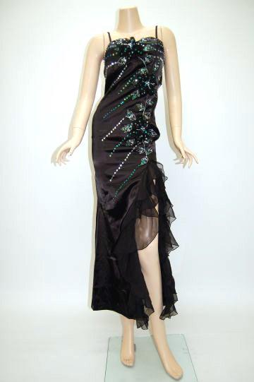 flower姫系 ロングドレス