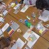 * 今日のセミナーは午前から色塗りの画像