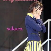 宮脇咲良、選抜11位…