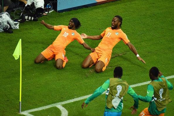 日本代表 ブラジルワールドカップ W杯 初戦 コートジボワール 逆転負け