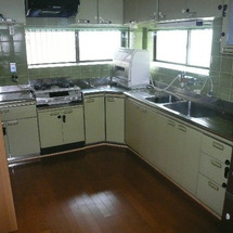 奈良市F様邸キッチン…