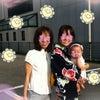 生後7ヶ月でお祭りデビュー☆の画像