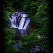 初夏 袋田の滝