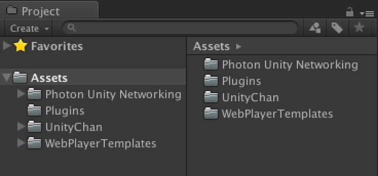 Photon CloudでUnityちゃんを動かそう   とあるプログラマーのブログ