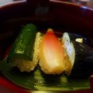 水無月のお食事~菊乃井の記事より