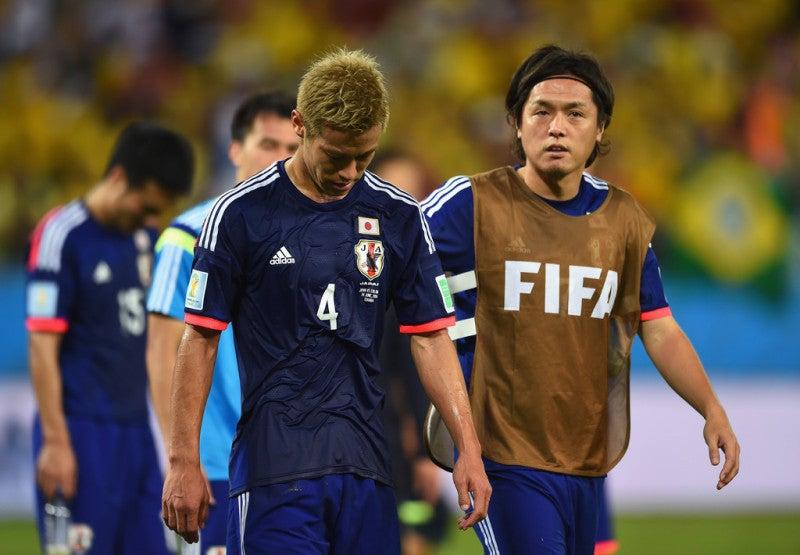 日本代表はブラジルW杯グループ...