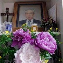 父親の命日