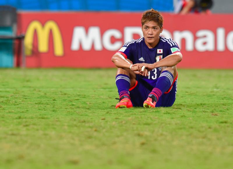 大久保嘉人 ブラジルワールドカップ W杯 日本代表 コロンビア グループC グループリーグ敗退