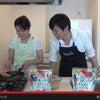 Nadiaチャンネルで配信スタート!【フルグラ米粉パンケーキ】の画像