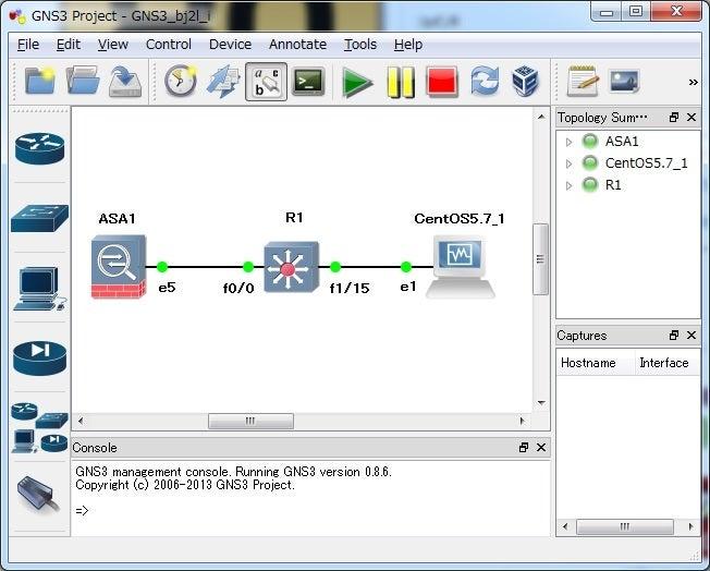 GNS3でCisco ASAを使用する方法 | aopicoのブログ