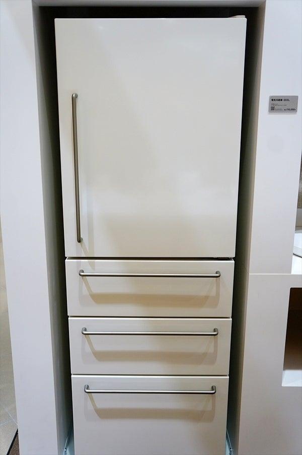 無印良品 電気冷蔵庫 355L 110,000円 MJ-R36A