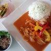 7月のエスニック料理の画像