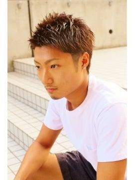 本田風 ショートヘアー 流行 髪型
