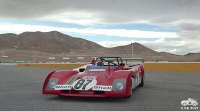 1972年フェラーリ312PBのない人生なんて | Italiaspeedのロックな毎日