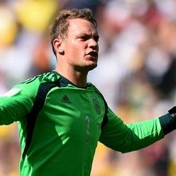 ノイアー ドイツ アルゼンチン マラドーナ ブラジルワールドカップ W杯 決勝 3位決定戦