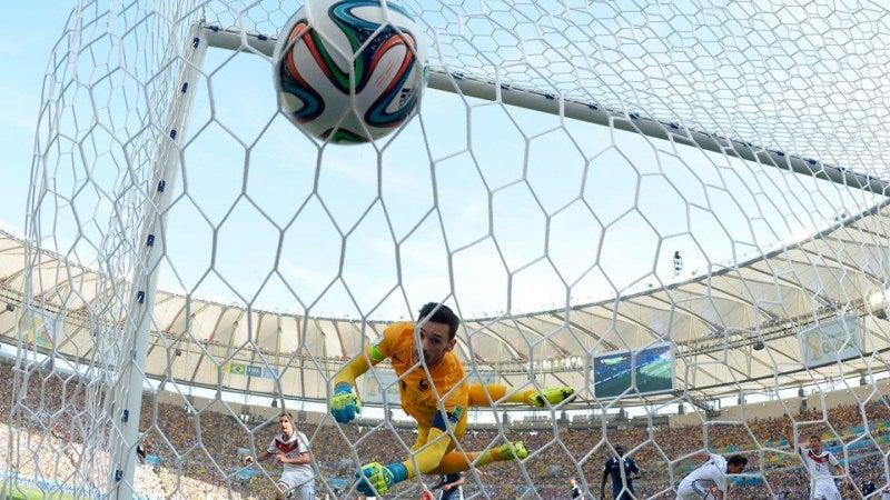 ブラジルワールドカップ W杯 フランス ドイツ 準々決勝 ベスト4 欧州対決