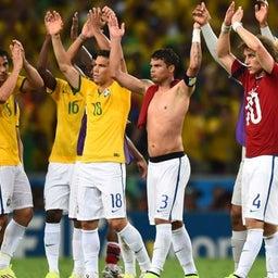 ブラジルワールドカップ W杯 準決勝