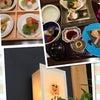「びわね」にて食事をするの画像