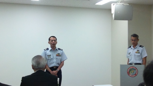 第23警戒群 輪島分屯基地 視察 | 石川県議会議員 安居知世 ...