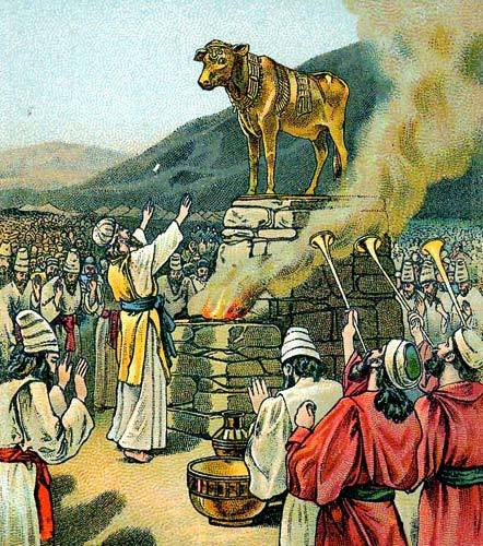 ヨハネのブログ列王第一11章・エホバの証人と偶像崇拝