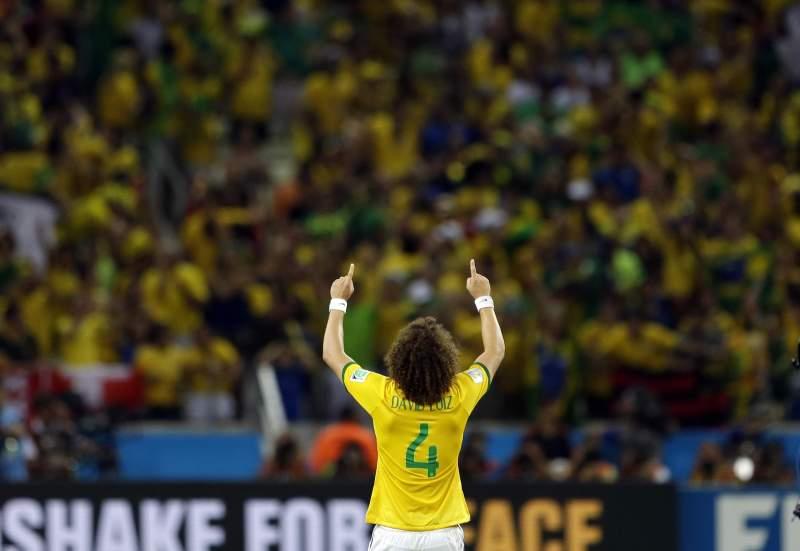 ブラジルワールドカップ W杯 準決勝 ブラジル ドイツ