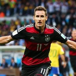 クローゼ ドイツ アルゼンチン マラドーナ ブラジルワールドカップ W杯 決勝 3位決定戦