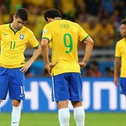 ブラジルワールドカップ W杯 準決勝 ブラジル ドイツ 7失点 歴史的大敗 決勝