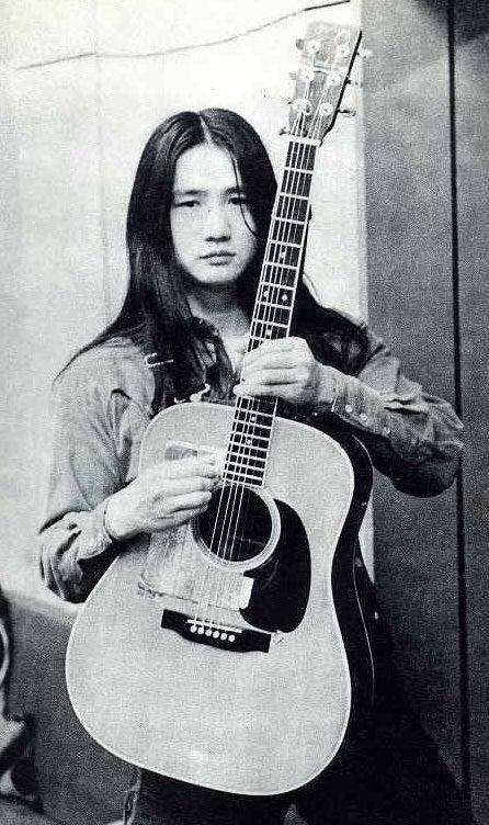 Neil Youngかぶれの遠藤賢司はエンケンに進化(?) していた。