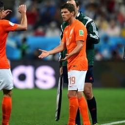 ブラジルワールドカップ W杯 準決勝 オランダ アルゼンチン PK戦 決勝進出