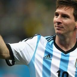 メッシ アルゼンチン ブラジルワールドカップ W杯 決勝 3位決定戦