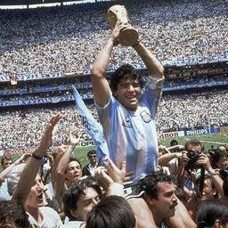 ドイツ アルゼンチン 1986年 ブラジルワールドカップ W杯 決勝 3位決定戦