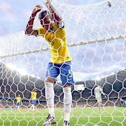 ブラジルワールドカップ W杯 決勝 3位決定戦