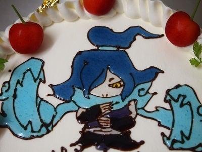 妖怪ウォッチのイラスト オロチ 愛知県安城のケーキ屋イラストお