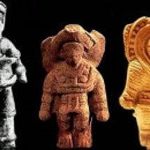 古代遺跡とエイリアン…