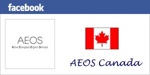AEOSカナダフェイスブック