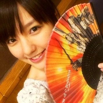 真野恵里菜『暑いですなぁ。』