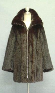 毛皮コート ミンクのリフォーム