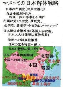 マスコミの日本解体戦略