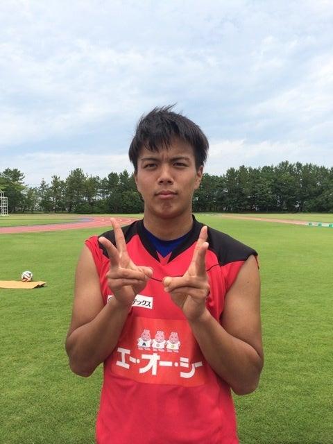 ツエーゲン金沢 No.25 FW 阪本翔...