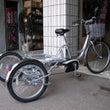宅配便用電動自転車