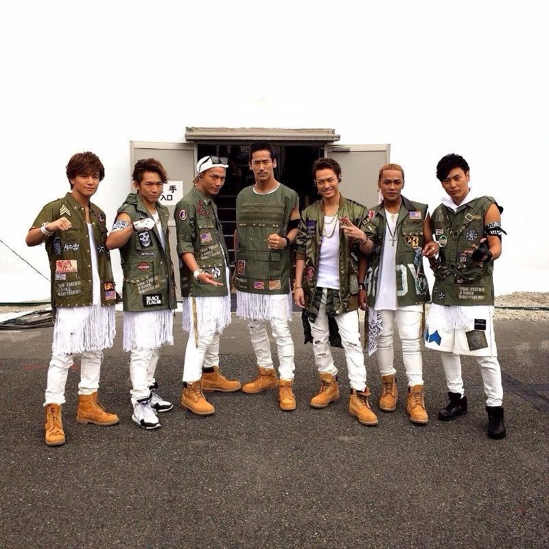 三代目 J Soul Brothers ライブ
