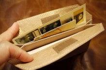ハガキ・カードケース(名古屋市K様)1407-5